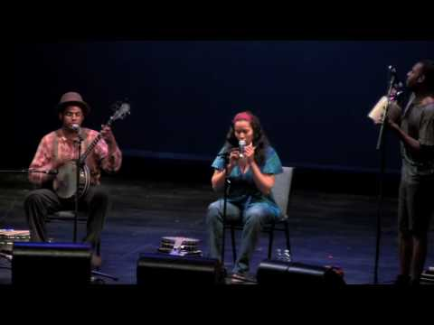 Carolina Chocolate Drops - Your Baby Ain't Sweet Like Mine [HD]
