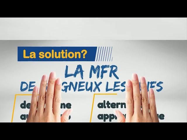 Nos formations à la MFR de Baigneux