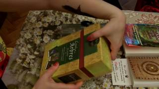 ASMR: les secrets des arbres (oracle & cartes, OGHAM – celte)