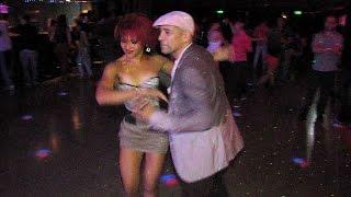 Comadreja Salsa Congress 2014 ~ Social ~ Evelyn Laurido & Francisco Vázquez