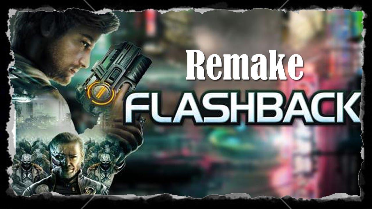 Flashback Remake Gamep...