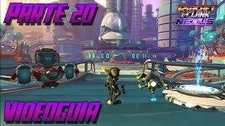 Ratchet & Clank Nexus Videoguía Parte 20: Salvando Ciudad Meridiana...de nuevo