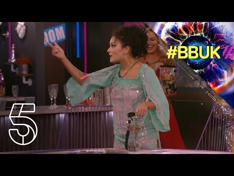 The games have well and truly begun! | Big Brother 2018