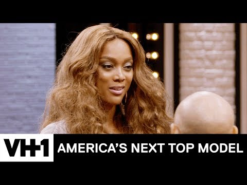 Tyra Banks Awards A Historic Best Photo Winner | America's Next Top Model