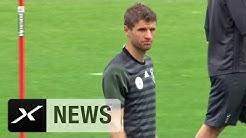 Durststrecke vorbei! Thomas Müller trifft wieder | Norwegen - Deutschland 0:3 | WM-Quali
