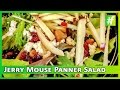 New Food Recipe | Cartoon Inspired Jerry's Salad | #fame Food | Balanced Diet Recipe
