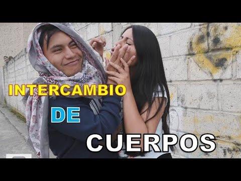 INTERCAMBIO DE CUERPOS - MARCOS OTAVALO