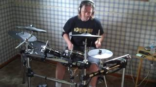 We Butter The Bread With Butter-Makellos (Drum Cover)