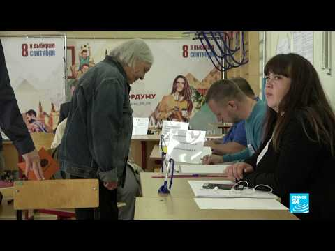 Russia: Local election
