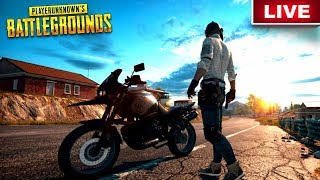 TOP PUBG PLAYER LIVE! - Solo Tryhard Games and Wins PlayerUnknownsBattlegrounds