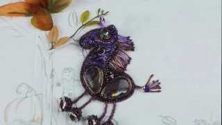 Purple Horse, Merry Christmas And Happy New Year! Handmade Art Jewelry By Prang Designs
