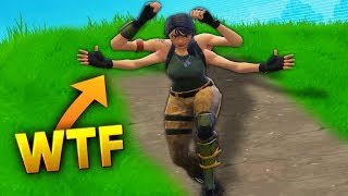 CRAZIEST FORTNITE GLITCHES | Fortnite Battle Royale