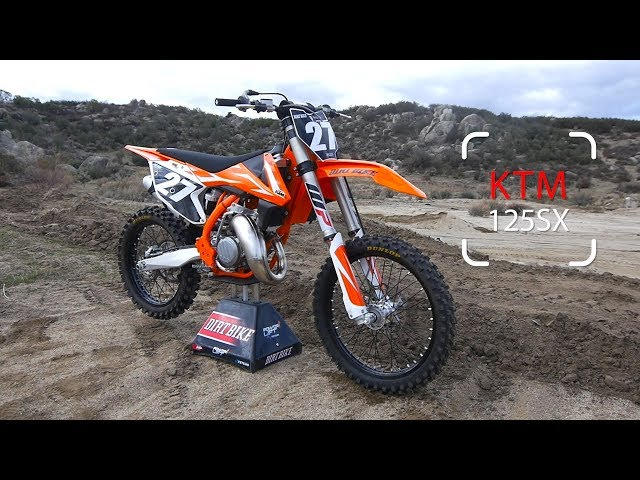 KTM 125SX: A 125 2-STROKE VIDEO | Dirt Bike Magazine