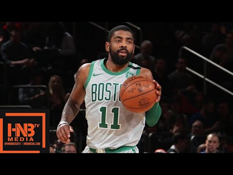Boston Celtics vs New York Knicks Full Game Highlights   Feb 24   2017-18  NBA Season d269f4a45