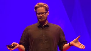 Talk to the heart because the brain is not listening | Jonas Brenna | TEDxArendal