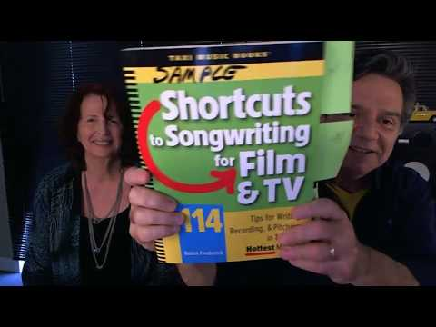 Writing Lyrics for Film & TV - Song Reviews with Robin Frederick