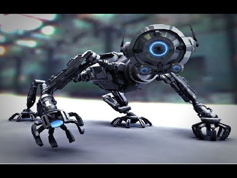 I. 30 Coolest Robots U Never Knew Existed. 2018 Japanese Alien Technology Robotics. Part 1.