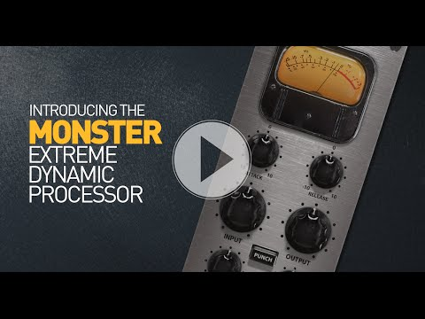 Introducing The Monster Extreme Dynamic Processor