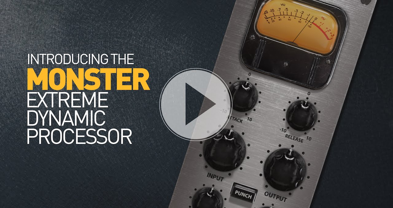 Free Plug-in From Slate Digital - The Monster Extreme Dynamic