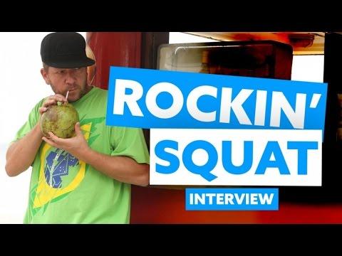 Interview Rockin  Squat : Le Brésil, Planeta Ginga, Booba, Black M, Le Rap Français