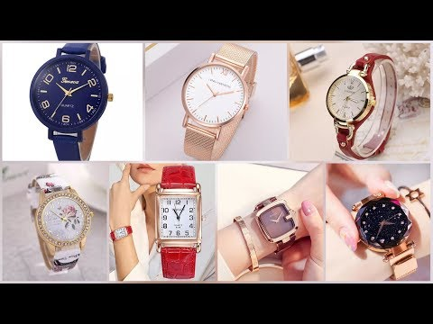 Stylish Wrist Watch Collection For Girls / Ladies || Fabulous Designs Of Watches