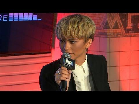 Zendaya Talks New Music Video