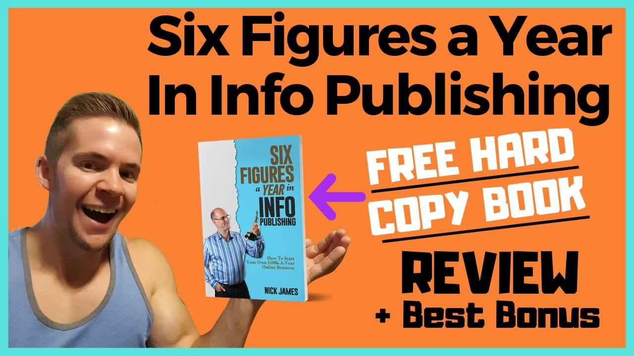 Six Figures A Year In Info Publishing Review  F0 9f 92 B8 How To Make Six Figures A Year  F0 9f 92 B8