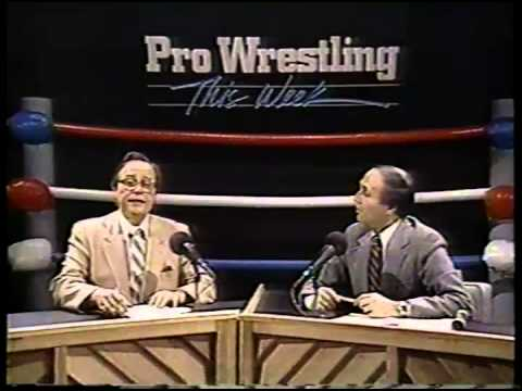 Pro Wrestling This Week - January 3, 1987