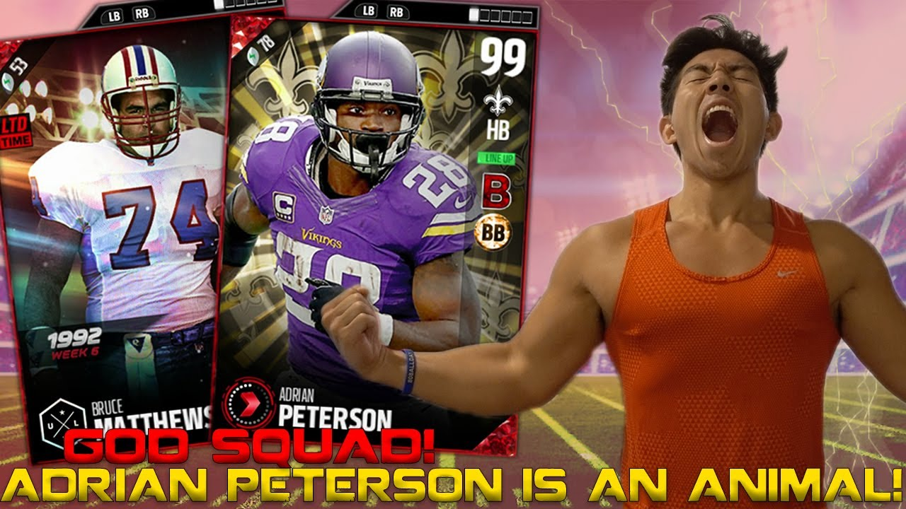 new-99-ovr-adrian-peterson-is-an-animal-unstoppable-team-madden-17-ultimate-team