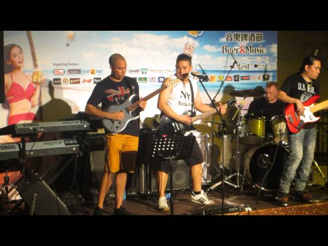 Quasar '12 Gauge in the Closet' Live @ LKF Beer & Music Fest 2014