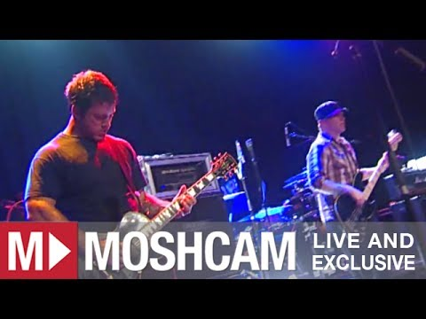 Hot Water Music - Manual | Live in Sydney | Moshcam