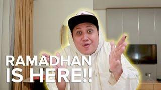 RAMADHAN IS HERE!