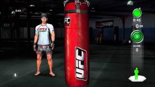 "UFC, Challenge.! (UFC ""personal trainer"" Gameplay Comm)"