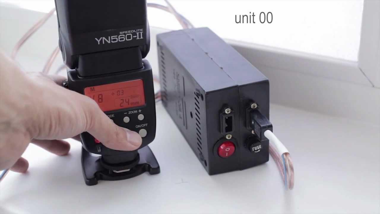 Powering A Yongnuo Speedlite From A Sla Battery Diy