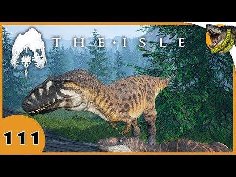 "GIGANOTO ""SELFIE INMORAL"" | The Isle | #111 | Gameplay Español"