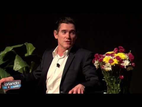 Orlando LIVE - Florida Film Festival 2017 - An Evening with Billy Crudup