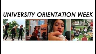University Orientation Week (Dutch Bikes, Cultural Appropriation Drama, Beyoncé Performance)