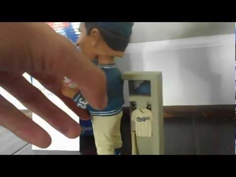 Limited Edition Sandy Koufax Bobblehead