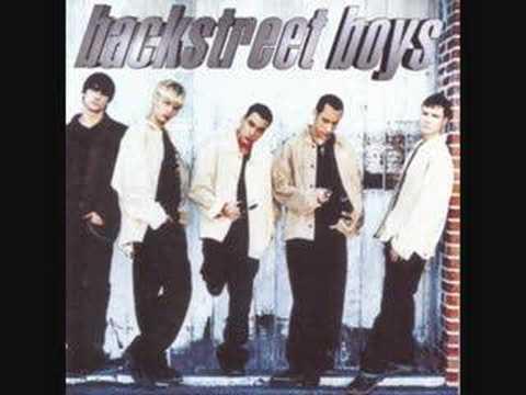 Backstreet Boys - Hey Mr. DJ