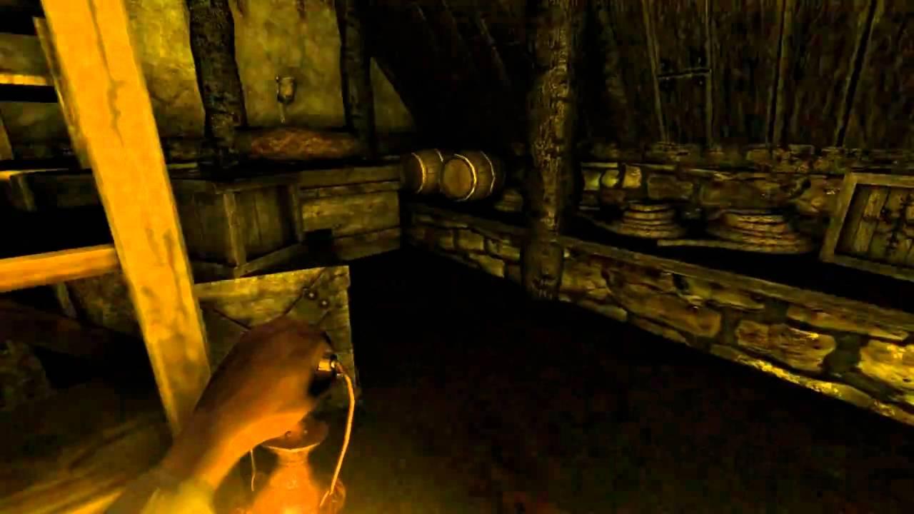 download game amnesia the dark descent full version pc