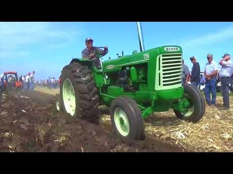 Plowing at the 2017 Half Century of Progress