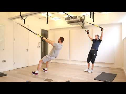 TRX at Home l 30-Minute Total-Body Conditioning with Niko and Jay