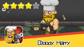 Bloody Harry Level 10 Walkthrough Chop Chop! Hunt veg zombies! Recommend index four stars