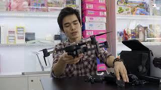 Mở Hộp Flycam Hubsan Zino Pro Plus - JOLAVN
