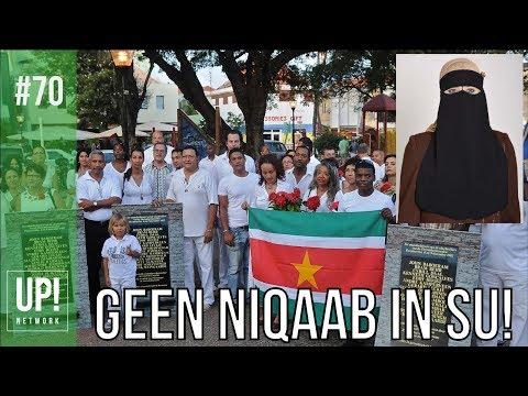 70. Surinamers steunen het boerkaverbod (1/2) | UP!DATE