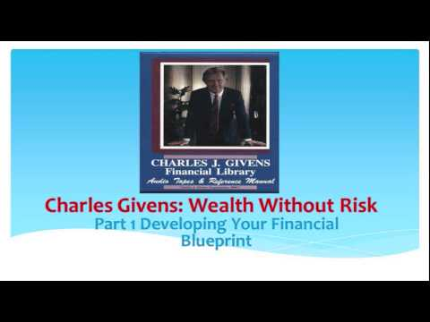 Charles Givens Wealth Without Risk Financial Blueprint