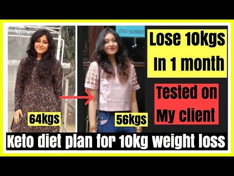 lose-10kgs-in-1-month-|-indian-keto-diet-plan-for-weight-loss-|-azra-khan-fitness