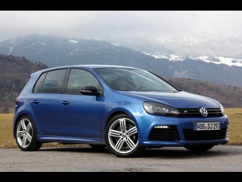 2013 Volkswagen Golf R 0-60 MPH Performance test & review