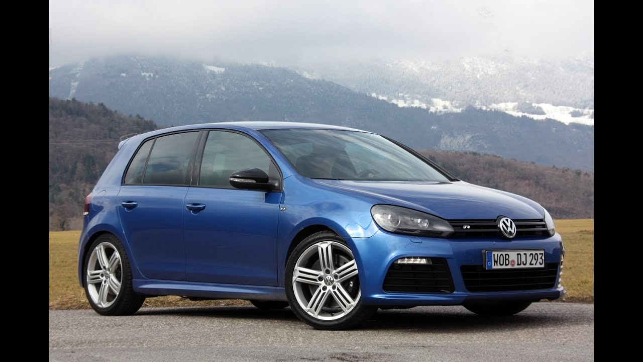 2013 Volkswagen Golf R 0 60 Mph Performance Test Review