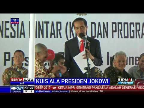 Nenek di Semarang Menolak Hadiah Sepeda dari Jokowi